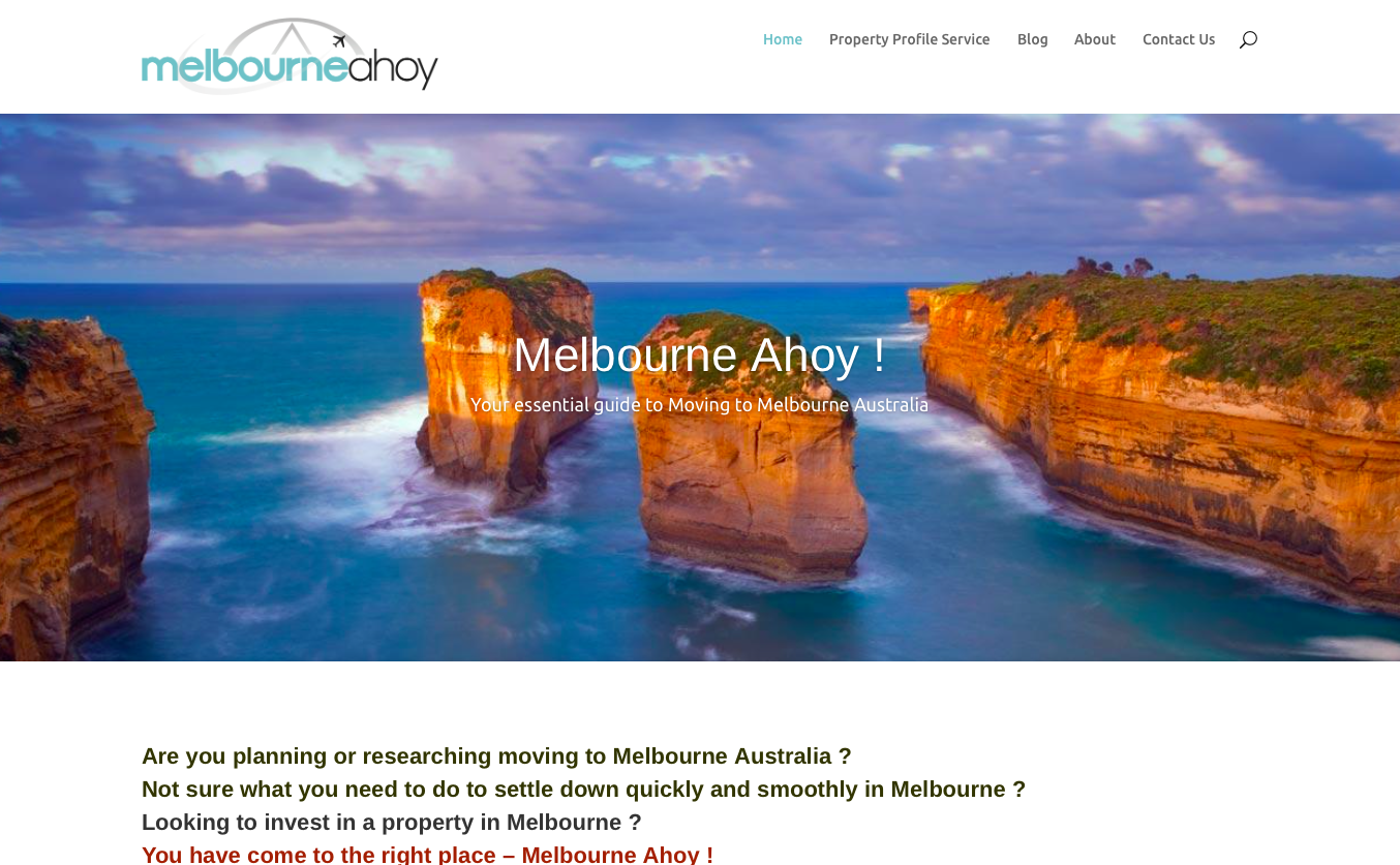 Melbourne Ahoy - A Guide to Moving to Melbourne